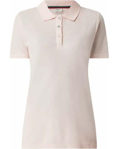 Różowy t-shirt Redgreen