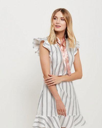 Белое платье Silvian Heach