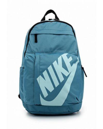 Голубой рюкзак Nike