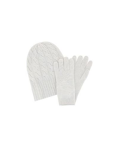 Перчатки белый Not Shy