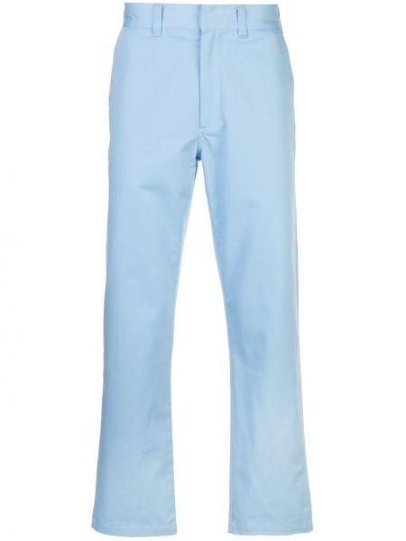 Spodni bawełna bawełna prosto spodnie o prostym kroju Supreme
