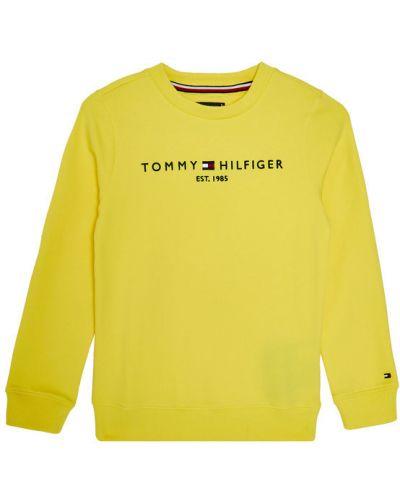 Żółty bluzka Tommy Hilfiger