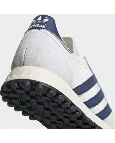 Черные кроссовки винтажные Adidas