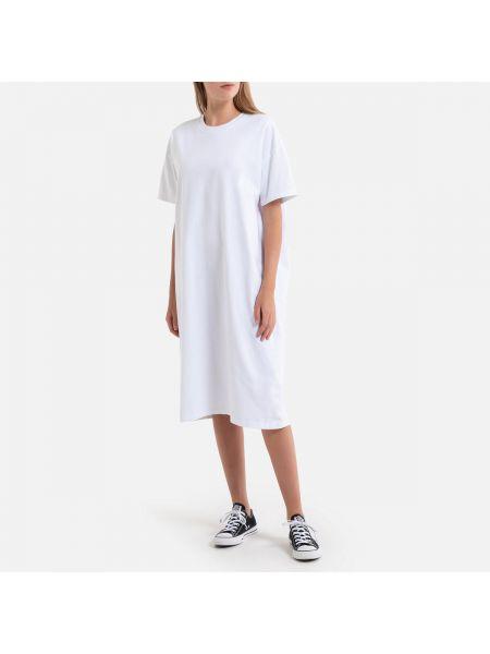 Платье мини миди футболка La Redoute