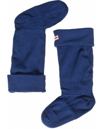 Синие носки Hunter