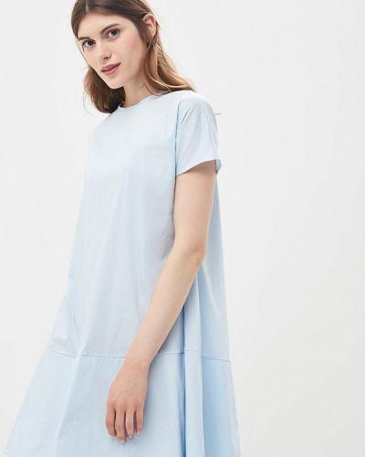 Голубое платье Imperial