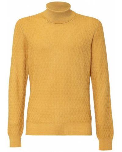 Żółty sweter Tagliatore