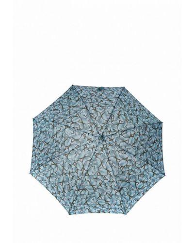 Голубой зонт-трость Gf Ferre