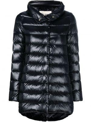 Куртка черная пуховый Herno