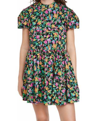 Текстильное платье Tanya Taylor