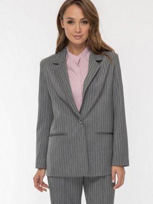 Пиджак - серый Vladi Collection