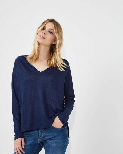Синий пуловер 2018 Woolrich
