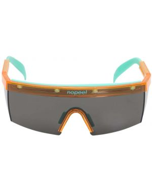 Żółte okulary z bursztynem Nopeet