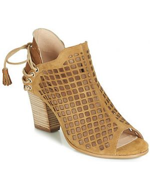 Brązowe sandały Muratti