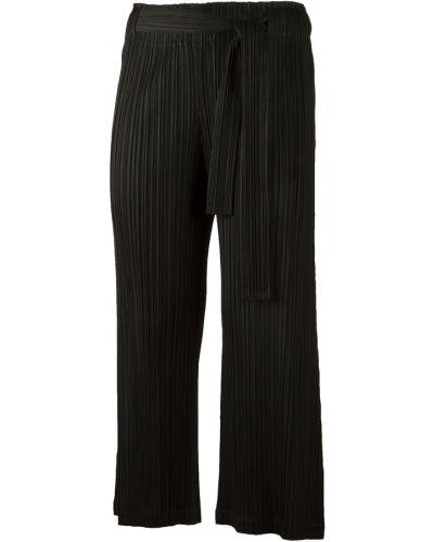 Spodnie materiałowe Issey Miyake