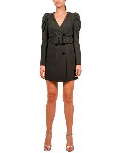 Czarna sukienka Hanita