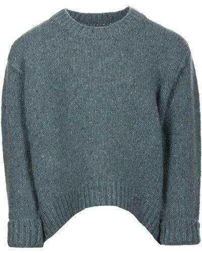 Beżowy sweter oversize Stella Mccartney