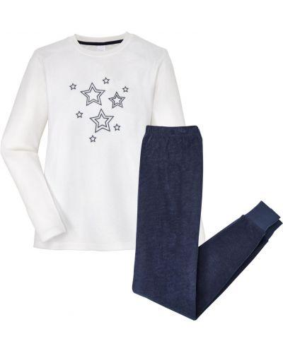Хлопковая пижама - белая Blue Motion