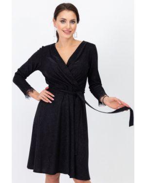 Платье с поясом платье-сарафан ажурное Taiga