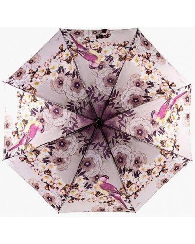 Зонт розовый Eleganzza