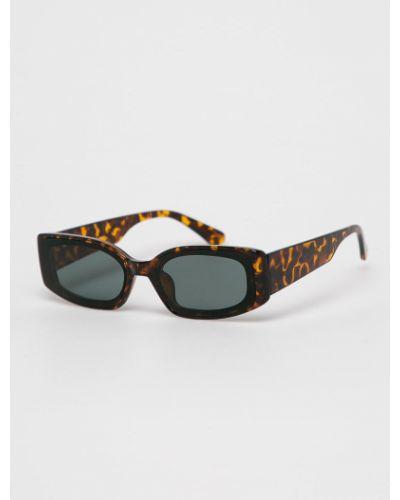 Солнцезащитные очки стеклянные прямоугольный Answear