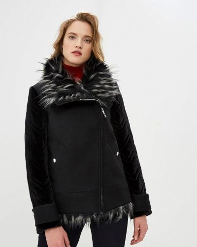 Утепленная куртка осенняя демисезонная Just Cavalli