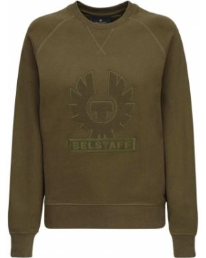 Свитшот с вышивкой Belstaff