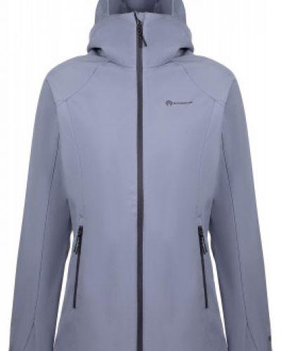 Фиолетовая куртка мембранная на молнии Outventure