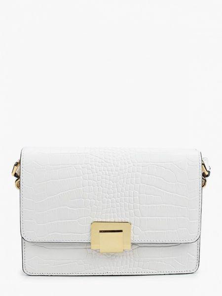 Кожаная сумка - белая Pulicati