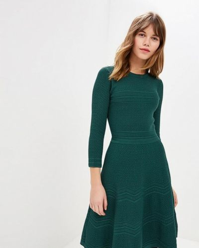 Платье - зеленое Lusio