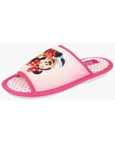 Тапочки розовый De Fonseca