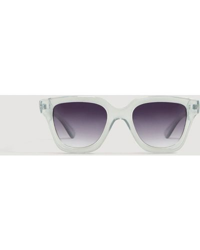 Солнцезащитные очки квадратные Mango