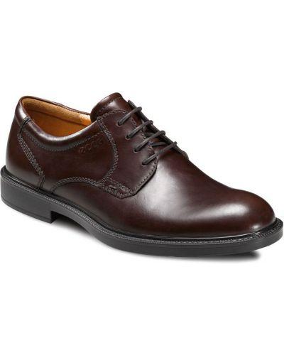 Туфли легкие коричневый Ecco