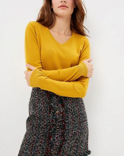 Желтый пуловер Nastasia Sabio