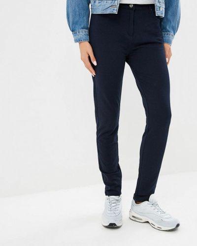 Синие брюки повседневные Iwie
