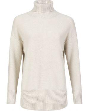 Кашемировый свитер - серый Cappellini