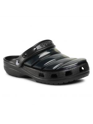 Chodaki, czarny Crocs