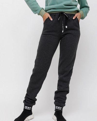 Серые спортивные брюки Magnet