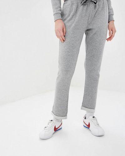 Спортивные брюки серые весенний Fresh Brand