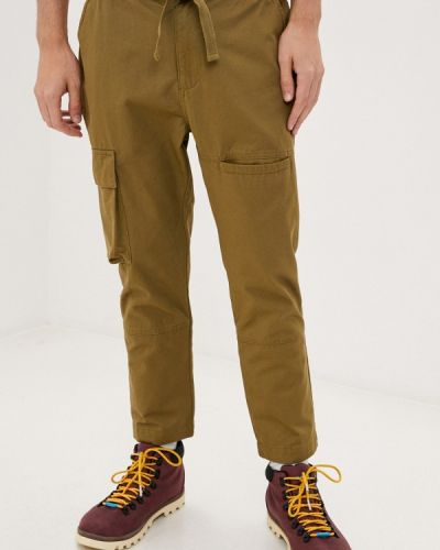 Зеленые брюки карго Nordam