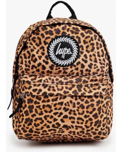 Рюкзак коричневый Hype