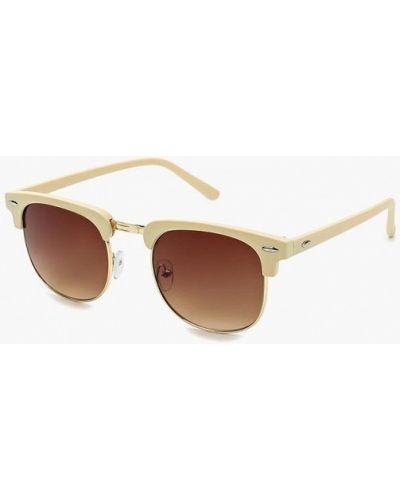 Бежевые солнцезащитные очки Modis
