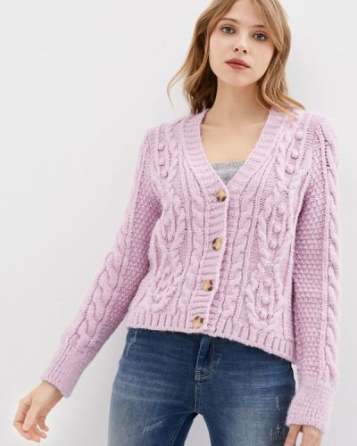 Фиолетовый кардиган Marks & Spencer