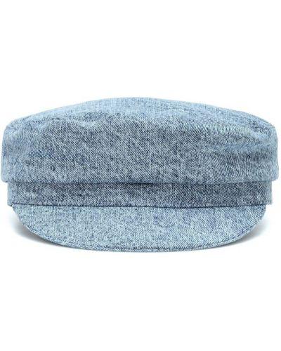 Bawełna bawełna niebieski jeansy zabytkowe Isabel Marant