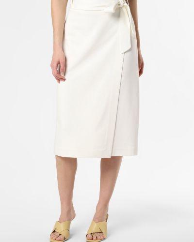 Spódnica kopertowa - beżowa Esprit Collection