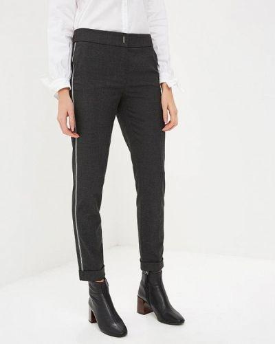 Серые брюки повседневные Gerry Weber