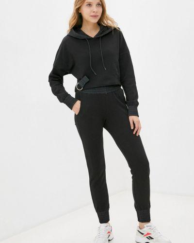 Текстильный костюмный черный спортивный костюм Major Fabric
