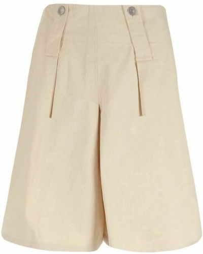 Spodnie - białe Isabel Marant