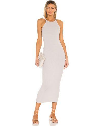 Шелковое вечернее платье Enza Costa