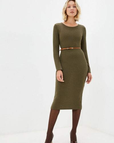 Повседневное платье - хаки Haily's